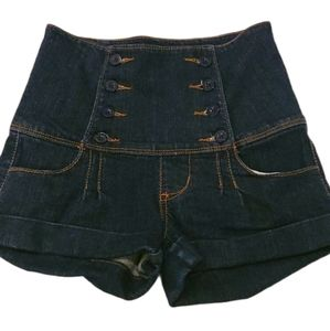 Behold high waisted shorts size 3